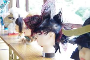 大須髪供養祭リメイクウィッグアートコンテスト出品作品