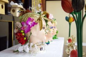 大須髪供養祭2015